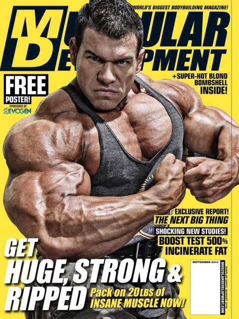 MD cover - September 2012 issue