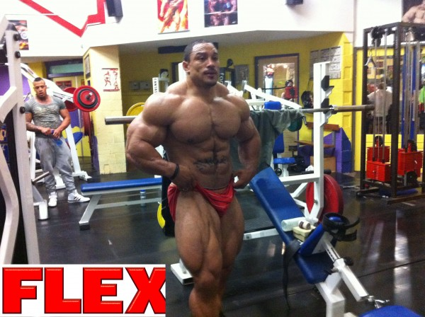 Roelly 5 weeks out from Tampa *unbeleivable*