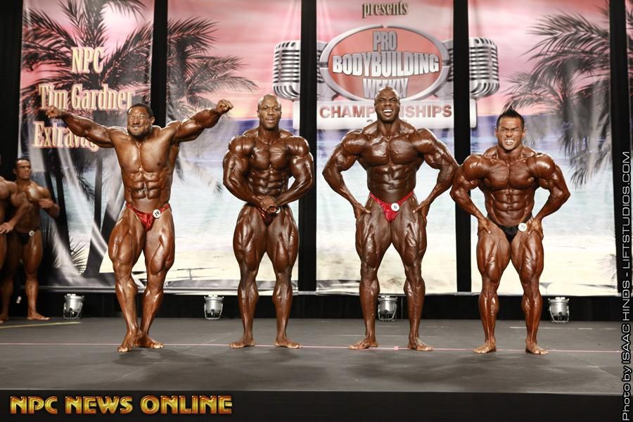 2012 IFBB PBW Tampa Florida