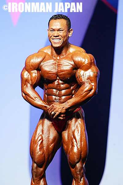 Kris Dim - 2004 Mr. Olympia HQ PICS You May Not Have Seen!!!