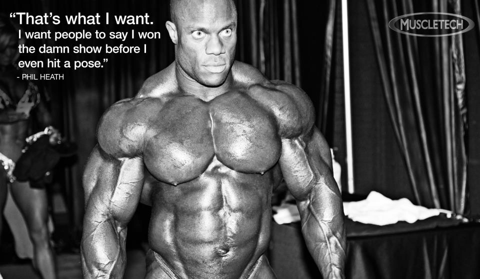 Phil Heath Support Thread!!
