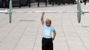 R.I.P - World's Smallest Bodybuilder dies at age 23