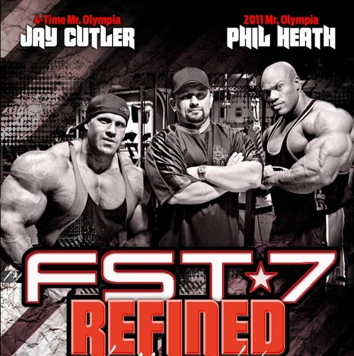 FST-7 Refined DVD!
