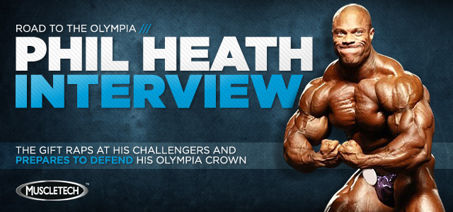olympiaweekend2012philheathinterviewwith 1