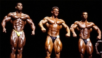 1991 NPC Nationals - the best 1st callout in an amateur show