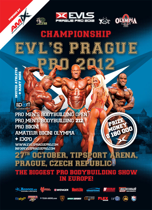 2012 EVL's Prague Pro - Official thread!