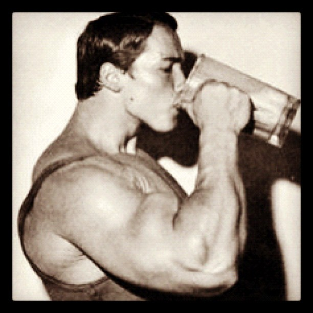pic of arnold needed