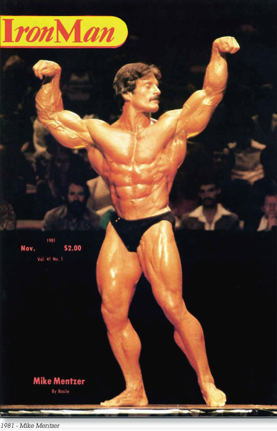 Mike Mentzer - High Quality Scans You May Not Have Seen Before!!!