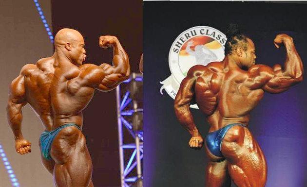 Phil vs. Kai REMATCH - Sheru Classic comparison pictures!