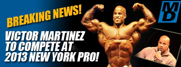 Victor Martinez (Updates) Official Thread!