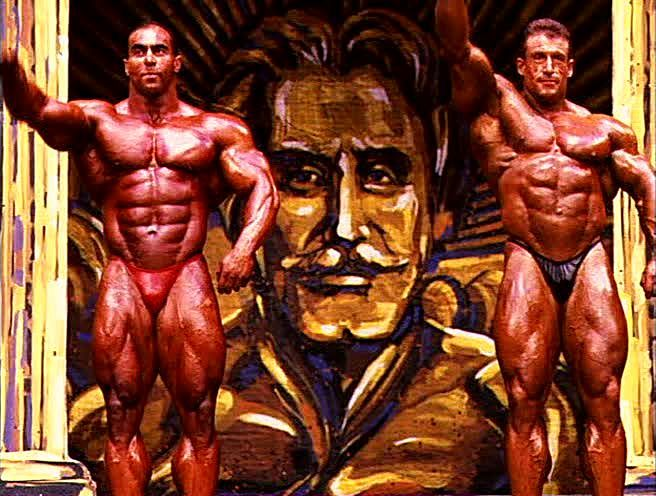 1997 Mr. Olympia - Top 13 PICS You May Not Have Seen!!!