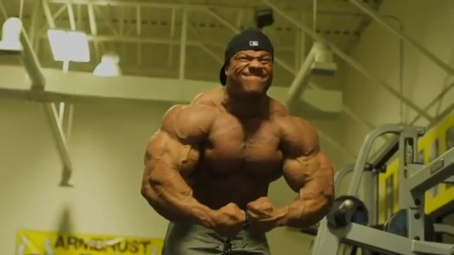 Generation Iron - Bodybuilding Docudrama Coming Soon on the big screen!