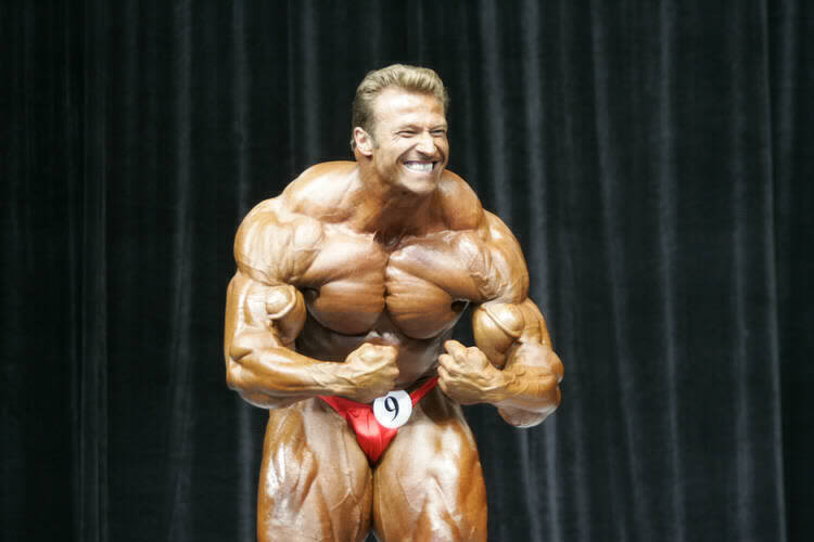 Arnold vs the rest
