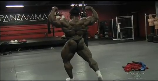 Battle for the Olympia 2012 - Trailer!