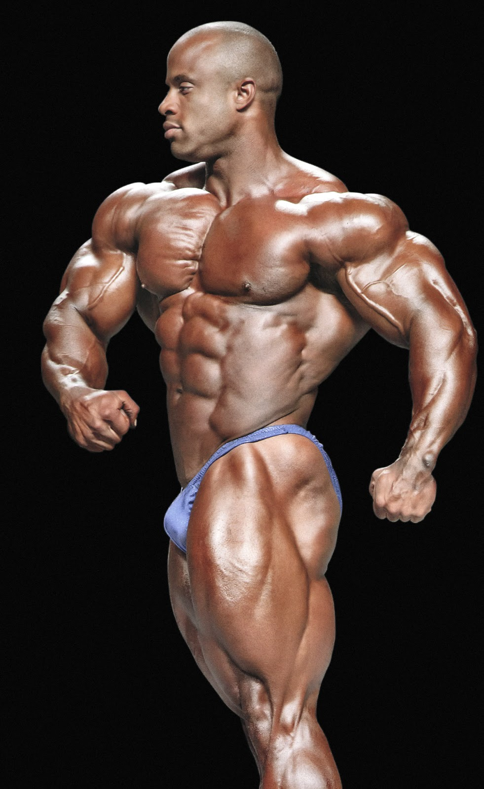 Victor Martinez - 2007 Mr. Olympia HQ SCANS!!!