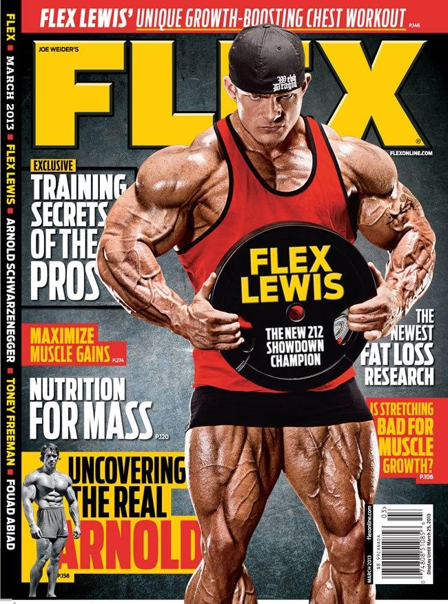 Flex Lewis Updates Official Thread