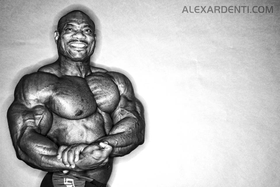 Dexter Jackson (Updates) Official Thread