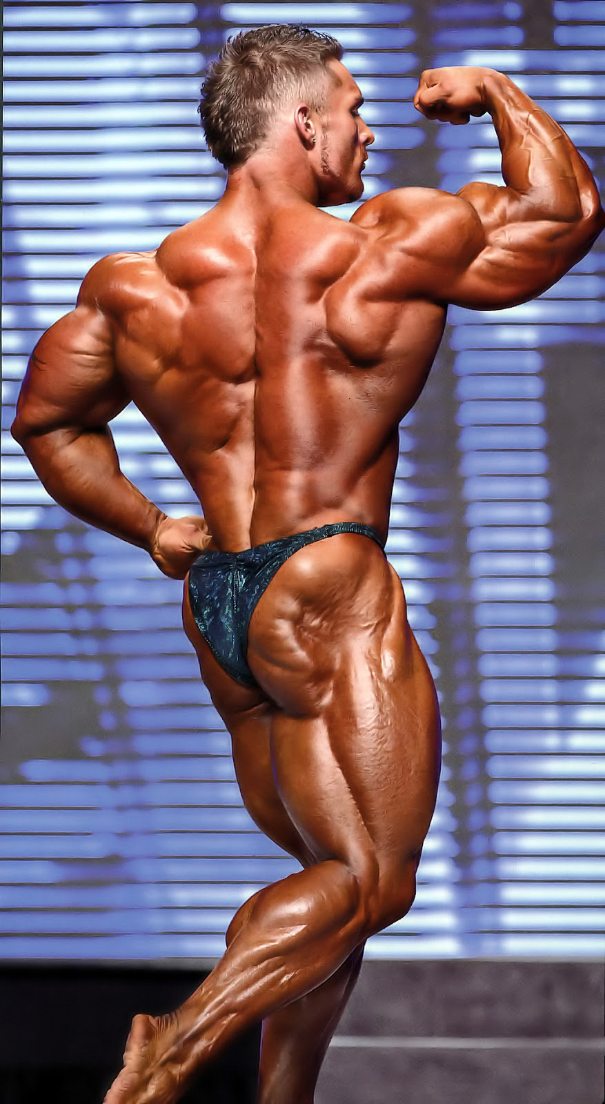 James Flex Lewis - 212 lbs. Division 2012 Mr. Olympia High Quality SCANS!!!