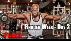 Shawn Rhoden (Updates) Official Thread