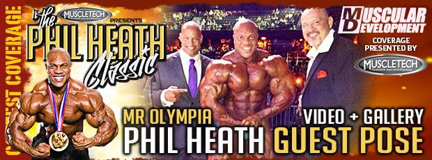 Phil Heath - Updates - Official Thread