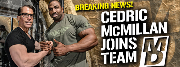 Cedric McMillan signs with MD!