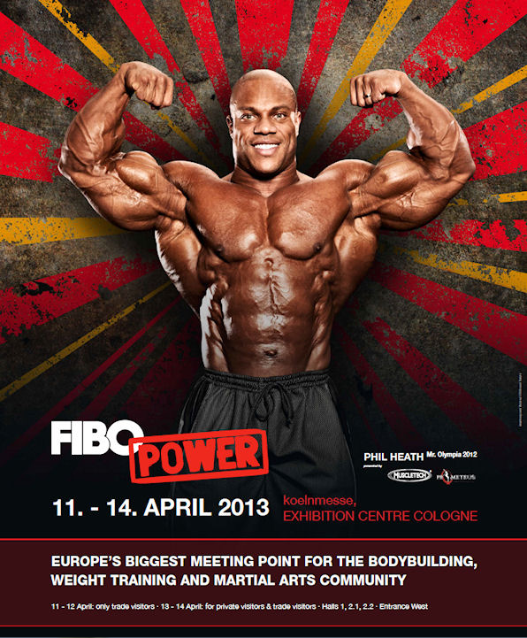 Stage 3 ***Top 6 Guess*** - 2013 FIBO Germany!