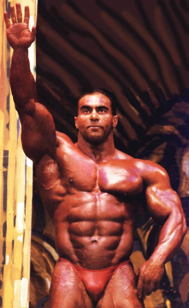 R.I.P. Nasser El Sonbaty!