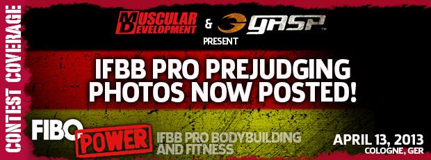2013 FIBO Power - official info thread!