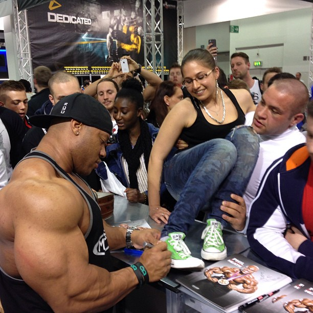 Phil Heath - Updates - Official Thread - Page 18