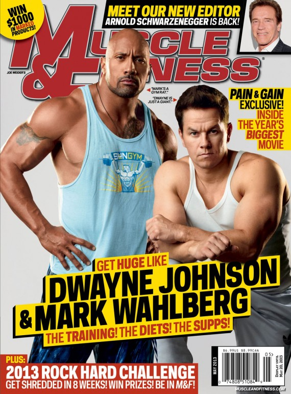 Pain and Gain Movie Makes Bodybuilders and Steroid Users Look Bad