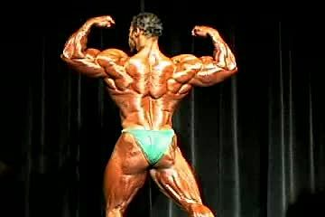 KEVIN LEVRONE - 2000 Arnold Classic PICS You May Not Have Seen!!!