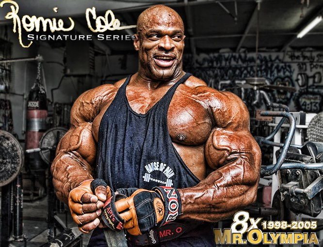 Ronnie Coleman Signature Series on Facebook