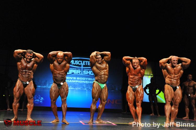 2013 Toronto Pro Discussion Thread (Official)