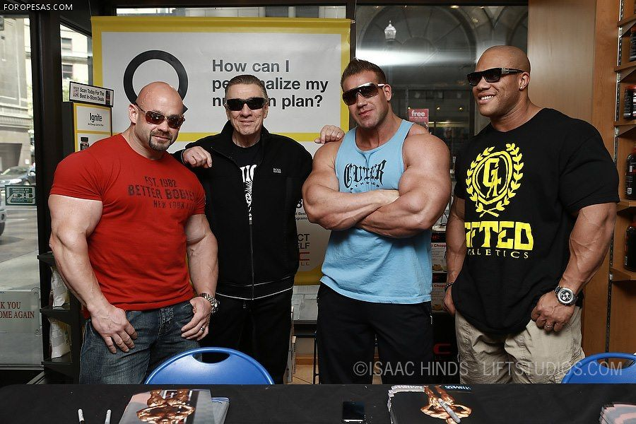 2013 NPC Pittsburgh guest posers! (Phil, Kai, Jay, Dexter, Wolf, Branch..etc)