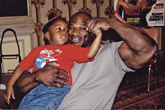 Ronnie Coleman Updates and Rare pics