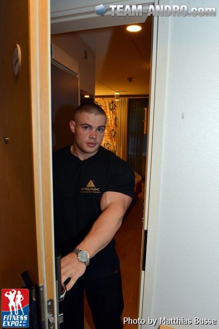 2013 IFBB Nordic Pro!