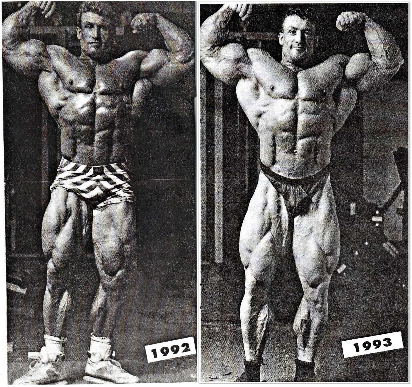 Dorian Yates Updates and Pics