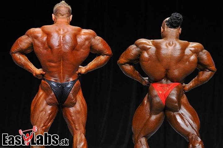 Jay Cutler - 5th title or 5th place?