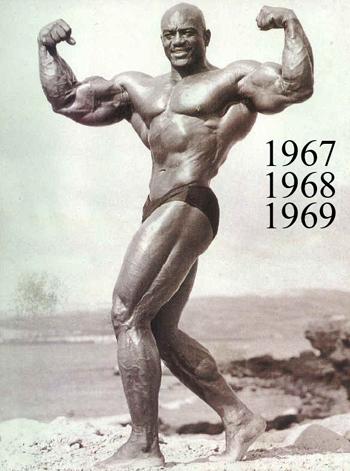 Sergio Oliva 61 1