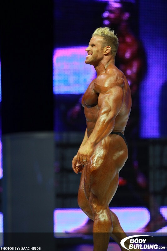2009 Mr Olympia Pics For Just Reminding How Good Jay Cutler Was At His Best !!