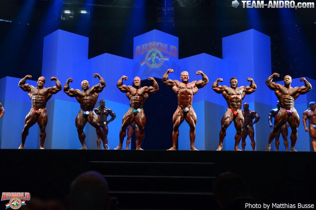 2013 Arnold Classic Europe!