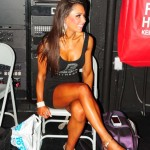 2013 NPC National Championships: Weekend Backstage Photos