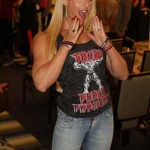2013 NPC National Championships: Athlete Check-In Photos