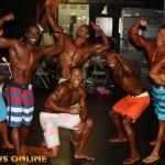 2013 NPC National Championships: Saturday Prejudging Backstage Photos
