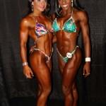2013 NPC National Championships: Saturday Finals Backstage Photos