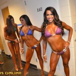 Around the NPC/IFBB: 2013 NPC National Championships: Friday Prejudging Candid Photos