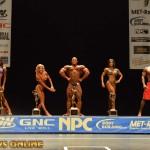 Around the NPC/IFBB: 2013 NPC National Championships: Saturday Finals Candid Photos