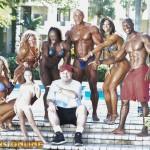 Around the NPC/IFBB: Behind The Scenes Sunday NPC News Photo Shoots