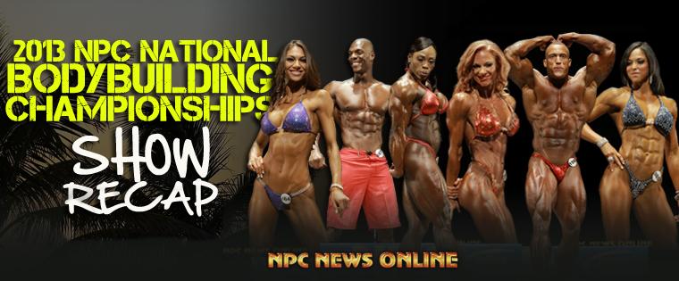 2013 NPC National Championships: Show Recap