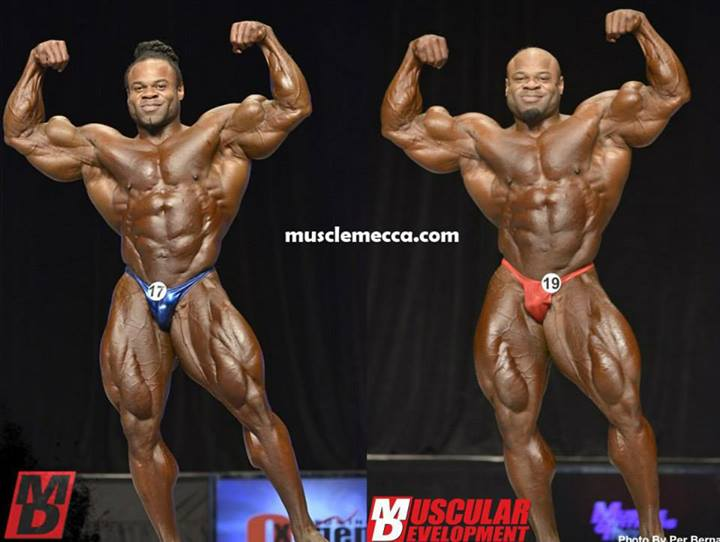 Muscle Kombat! Who would you like to see next?